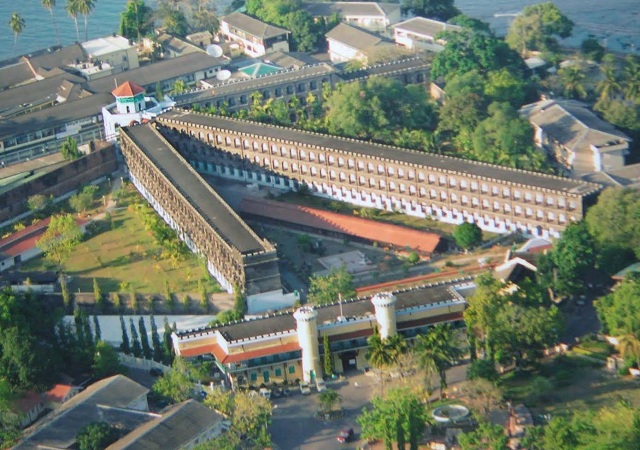 Cellular Jail - Top 8 Interesting Places around the World