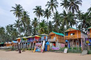 Top 10 Places to visit India with your Lover-goa
